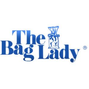 Bag Lady Gift Bag • Silver 1 Liter