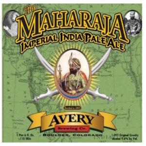 Avery Maharaja • 1 / 2 Barrel Keg