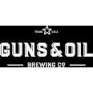Guns And Oil Maverick Lager • 1 / 2 Barrel Keg