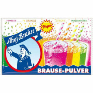 Ahoj Brause Pulver (Effervescent Drinks In Powder)_