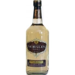 Morales Tequila • Gold 100% Agave