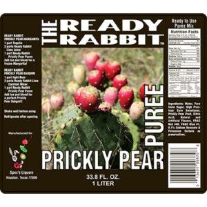 Ready Rabbit Puree Prickly Pear