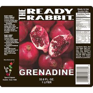 Ready Rabbit Grenadine