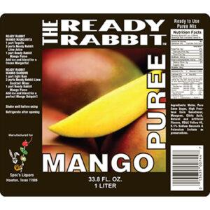Ready Rabbit Puree Mango