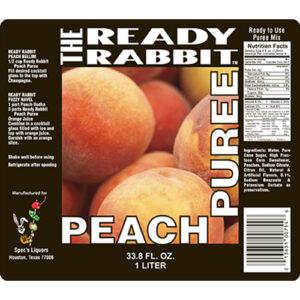 Ready Rabbit Puree Peach