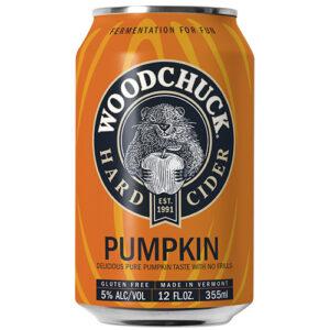 Woodchuck Pumpkin Cider • Cans