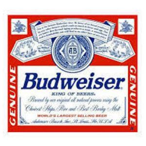 Budweiser • 1 / 4 Barrel Keg