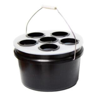Chillbucket Floating Ice Bucket