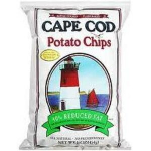 Cape Cod Reduced Fat Salted Potato Chips