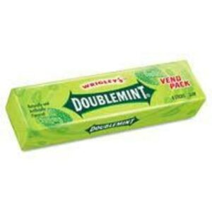 Wrigley's Chewing Doublemint Gum Stick Pack