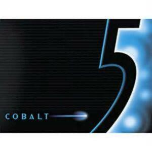Wrigley's 5 Gum Cobalt Ascent Sugar Free Chewing Gum