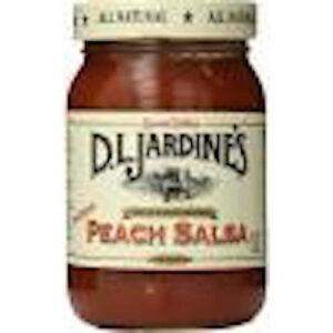 D.l. Jardines Peach Salsa  Medium
