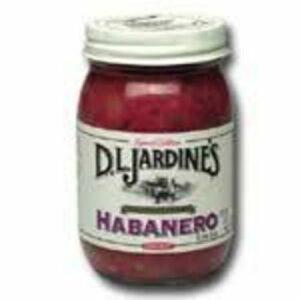 Jardine's Habanero Xxx Hot Salsa