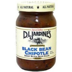 Jardine's Black Bean Chipotle Salsa