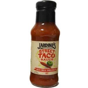 Jardine's Street Red Chili Tomatillo Taco Sauce