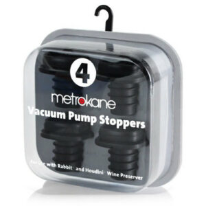 Joseph Grace • Houdini Vacuum Pump Stoppers