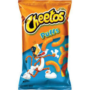 Cheetoes Puffs Cheese Flavored Snacks