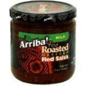 Arriba! Milk Red Fire Roasted Salsa