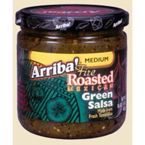 Arriba! Medium Green Salsa