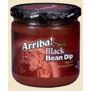 Arriba! Spicy Black Bean Dip