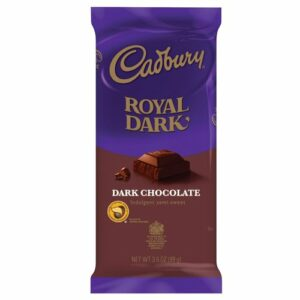 Cadbury Royal Dark Chocolate Candy Bar