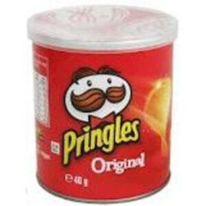 Pringles Original Potato Crisps Chips On The Go