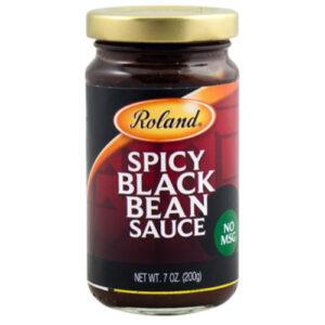 Roland Spicy Black Bean Sauce