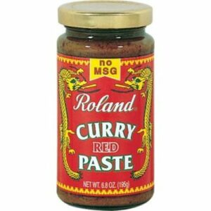Roland Red Curry Paste