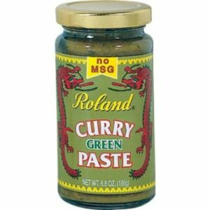 Roland Green Curry Paste