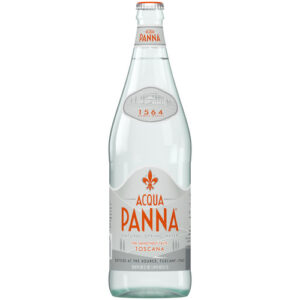 Acqua Panna Natural Spring Water In Glass Bottle