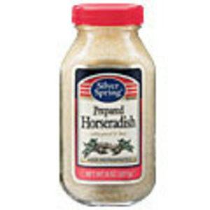 Silver Springs Prepared Horseadish Sauce