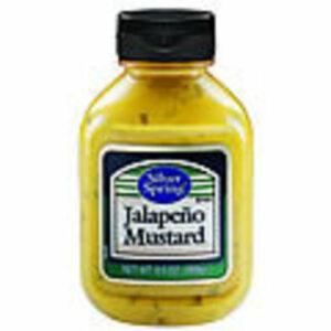 Silver Springs Jalapeno Mustard