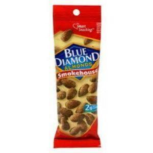 Blue Diamond Almond Smokehouse Nuts In Tube