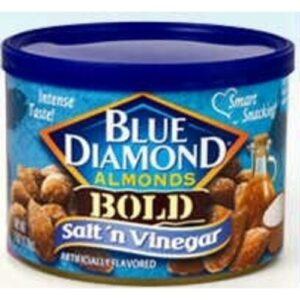 Blue Diamond Salt & Vinegar Almonds