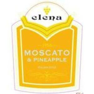 Elana Pineapple Moscato