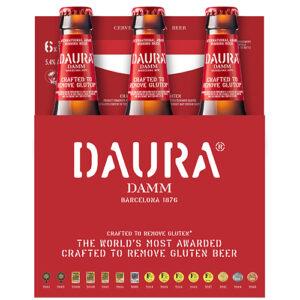 Estrella Daura Gluten Free Lager • 6pk Bottle