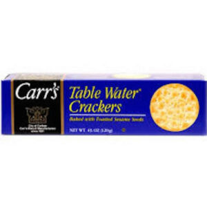 Carr's Sesame Tablewater Crackers