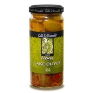 Sable & Rosenfeld Olives • Sake Spicy