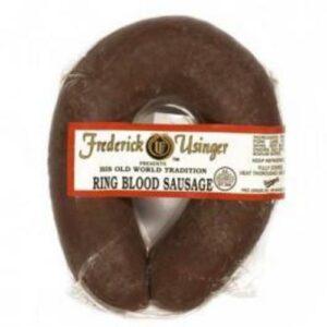 Usinger's Ring Blood Sausage