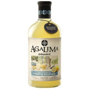 Agalima Organic Sweet & Sour Cocktail Mixer