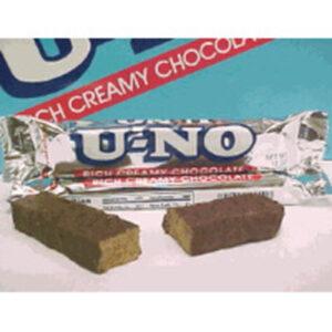 Uno Chocolate Candy Bar