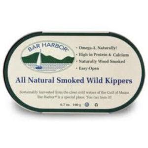 Bar Harbor All Natural Smoked Wild Kippers