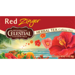 Celestial Seasonings Red Zinger Herbal Tea Bags