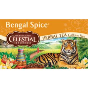 Celestial Seasonings Bengal Spice Herbal Tea Bags