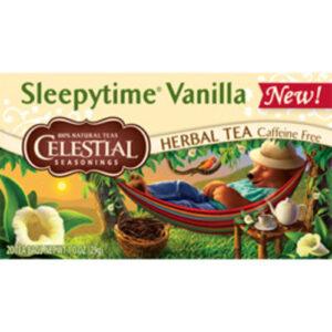 Celestial Seasonings Sleepy Vanilla Tea Bags