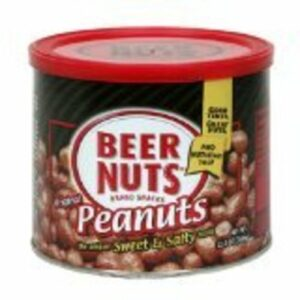Beer Nuts • Original Can