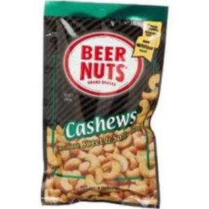 Beer Nuts Cashew • 4 Oz