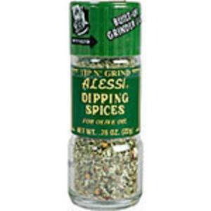 Alessi Dipping Spice Grinder For Olive Oil