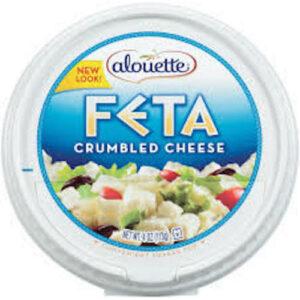 Alouette Crumbled Feta Cheese