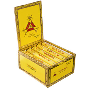 Cigar • Montecristo Classic El Conde Tube Box